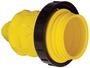 Marinco 4-wire triophase socket AISI 316 - Artnr: 14.487.09 35