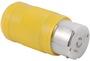 Marinco 4-wire triophase socket AISI 316 - Artnr: 14.487.09 40
