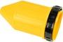 Marinco 4-wire triophase socket AISI 316 - Artnr: 14.487.09 43