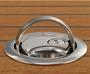 Uchwyt do podnoszenia Eclipse - Kit 4 Alzapagliolo Eclipse MV con serratura - Kod. 38.160.44 19