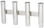 Wall mounting rod holder AISI 316 Nr. 3 rods - Artnr: 41.167.80 7