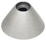 Anoda wymienna turbiny dziobowej/rufowej do Side-Power (Sleipner) - Anodo ric. all. rif.orig. 61180 - Kod. 43.070.21 22