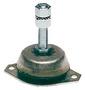 Antivibrationshalterung aus Stahl, verzinkt 350 kg - Art. 51.656.04 8