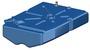 Zbiornik paliwa typu benzyna/ ropa naftowa z polietylenu siatkowego. - Pojemność l 114 - Kod. 52.036.10 25