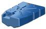 Fuel tank PE 70 l - Artnr: 52.036.06 26