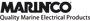 Marinco 4-wire triophase socket AISI 316 - Artnr: 14.487.09 30