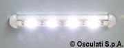 Slim Leuchte Mini, stoßfest 12 V 3 W - Art. 13.197.25 24