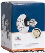 Lampa podwodna do oświetlania podwodzia / pawęży rufowej / trapów - Underwater spot light w/ 6 white LEDs - Kod. 13.284.01 31