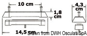 Lampa podwodna do oświetlania trapów ATTWOOD - Kod. 13.651.00 7