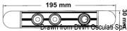 LED-Leuchte, 180° schwenkbar 2x1 W HP - Art. 13.838.20 6