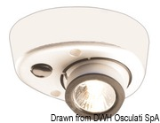 Batsystem Eyelight halogen spotlight 12 V 8 W - Code 13.870.74 7
