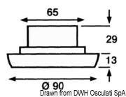 Targa downlight 12V10W white - Code 13.872.01 9