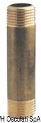 "Raccord rallonge en laiton 1"" x 60 mm - Art. 17.276.24 6"