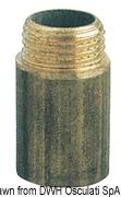 "Rallonge laiton mâle/femelle 1/2"" x 40 mm - Art. 17.278.16 6"