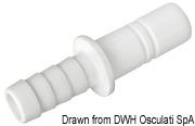 Whale Anschlußstück, zylinderförmig 12 mm - Packung á 1 St. 6