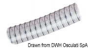 Wasserschlauch mit Spirale 60 x 75 mm (30m Rolle) 4