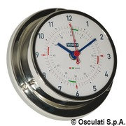 Vion A80 MIC CHR quartz clock radio sector silence - Artnr: 28.903.81 13