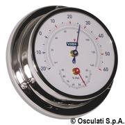 Vion A80 MIC CHR quartz clock radio sector silence - Artnr: 28.903.81 14