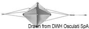 S.S radar reflector cables - Artnr: 32.711.72 8