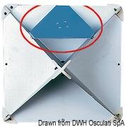 S.S radar reflector cables - Artnr: 32.711.72 7
