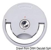 Uchwyt denny składaną rączką - Flush pull allen spanner lock - Kod. 38.177.50 8