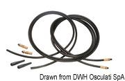 Kit 2 hoses 15 m - Code 45.290.93 4