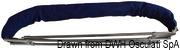 3-arc bimini high AISI316 Ø 22 mm 210/220 cm blue - Code 46.920.15 23