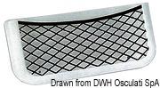 RICHTER Ablagefach m.elast. Netz 260x112x31 mm - Art. 48.434.04 5