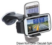 Universelle Smartphonhalterung m. Mikro-USB Dock - Art. 48.438.12 5