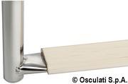 Klapp-Badeleiter AISI316 standard 5-stufig - Art. 49.572.05 21
