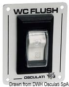 FLUSH WC Schalter - Art. 50.207.09 3