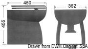 SILENT WC Elegant abgerundet 12 V - Art. 50.218.03 13