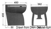 SILENT WC Elegant abgerundet 12 V - Art. 50.218.03 11