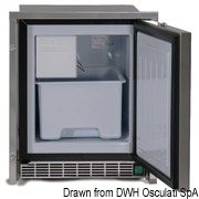 Urządzenie do lodu White Ice Low Profile ISOTHERM by Indel Webasto Marine - Ice Maker Low Profile - Kod. 50.841.00 7