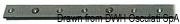 Nylon rail terminal - Artnr: 61.510.83 16