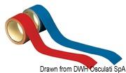 Dekorklebeband, ziegelrot 30 mm - Art. 65.108.30RM 20