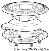 56/65 STRIPPER RING SPARE (Blister PAIR) - Code 68.956.06 53