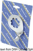 56/65 STRIPPER RING SPARE (Blister PAIR) - Code 68.956.06 47