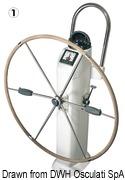 Folding wheel cm 101 - Code 69.101.40 6