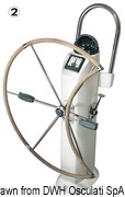 Folding wheel cm 101 - Code 69.101.40 8