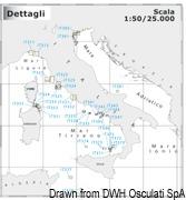 Navimap marine chart IT342-IT343 - Code 70.051.12 6