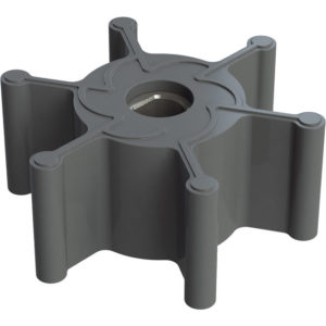 Marco IMP1 NBR Rubber impeller for UP1/M/AC 4