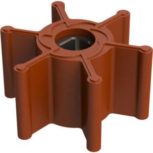Marco IMP2/V FKM Rubber impeller for UP1-J 4