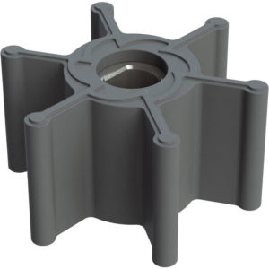 Marco IMP2 NBR Rubber impeller for UP1-J 4